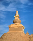 Buddismtorn Royaltyfria Bilder