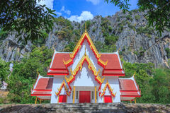 Buddist εκκλησιών Στοκ Εικόνα