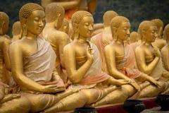 Buddist:) Arkivbild