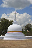 Buddist Dagoba Royaltyfri Fotografi