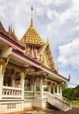 buddist kyrkliga laos Arkivfoto