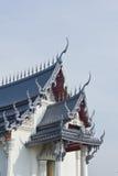 buddist kyrkliga thailand Arkivfoto
