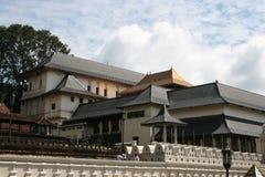 Buddist pagoda Stock Image