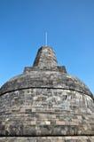 Buddist tempel Borobudur Fotografering för Bildbyråer