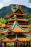 Buddist temple Royalty Free Stock Photography