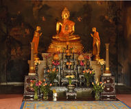 Buddist temple Royalty Free Stock Photos
