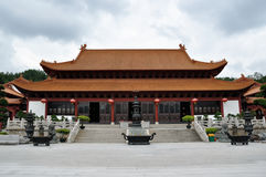 Buddist temple Royalty Free Stock Image