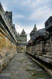 Buddist temple Borobudur. Yogyakarta. Java Stock Photos
