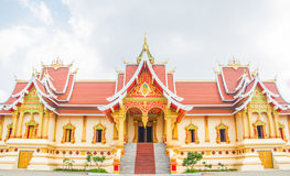 Buddist temple building Stock Photos
