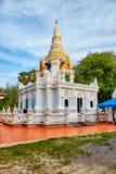 Buddist temple at Nai Harn, Phuket Royalty Free Stock Image