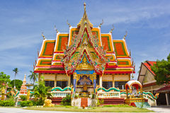 Buddist temple thailand Royalty Free Stock Photography