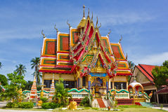 Buddist Temple Thailand Royalty Free Stock Image