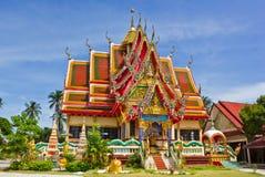 Buddist temple thailand Royalty Free Stock Image