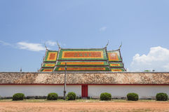 Buddist temple. Thailand Stock Images