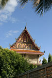 Buddist Wat Thaïlande Photo stock