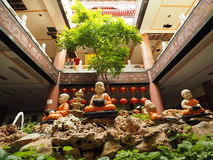 Buddista cinese Immagine Stock
