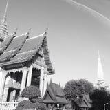 buddistisk chalongtempelthailand wat Arkivfoton