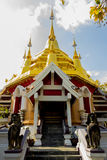 buddistisk fristad Royaltyfria Foton