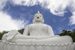 Buddistisk gränsmärke av Thailand historia Royaltyfria Foton