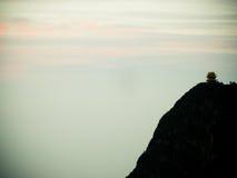 Buddistisk kloster Mt Emei Kina Fotografering för Bildbyråer