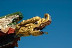 buddistisk klostermongolian Royaltyfria Foton