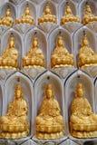 buddistisk kuan statyyin Fotografering för Bildbyråer