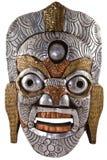 buddistisk maskering Royaltyfria Bilder