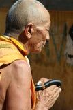 buddistisk monk arkivfoton