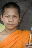 buddistisk monk Fotografering för Bildbyråer