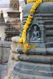 buddistisk monument Arkivbild