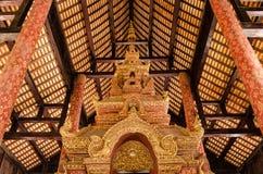 Buddistisk monument Arkivfoto