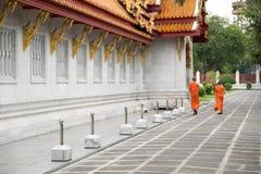 Buddistisk novis Fotografering för Bildbyråer