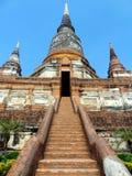 Buddistisk pagod Arkivbild
