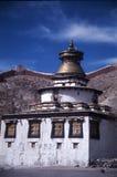 buddistisk pagoda Royaltyfri Foto