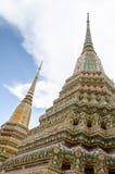 buddistisk pagoda Royaltyfri Fotografi