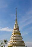 Buddistisk pagoda Arkivfoton