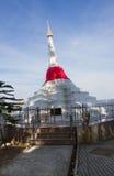 Buddistisk pagoda Arkivbild
