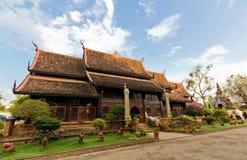 Wat Lok Molee royaltyfri bild