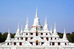 buddistisk pagoda thailand Royaltyfri Foto