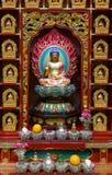 buddistisk relikskrin Royaltyfria Bilder