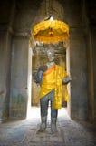 buddistisk staty Arkivfoton