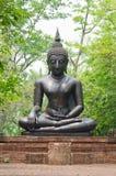 buddistisk staty Royaltyfria Bilder