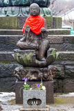 buddistisk staty Arkivbilder
