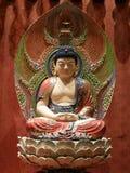 buddistisk staty Fotografering för Bildbyråer