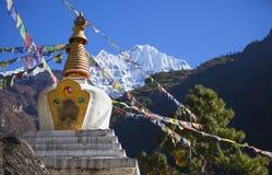 Buddistisk stupa Royaltyfri Bild