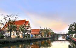 Buddistisk tempel Royaltyfri Fotografi