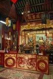 Buddistisk tempel - Hoi An - Vietnam (10) Arkivfoto
