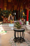 Buddistisk tempel - Hoi An - Vietnam (15) Royaltyfri Foto