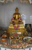 Buddistisk tempel i Howrah, Indien Royaltyfri Bild