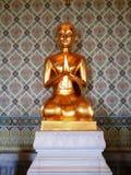 Buddistisk tempel i Thailand, Bangkok Royaltyfria Foton